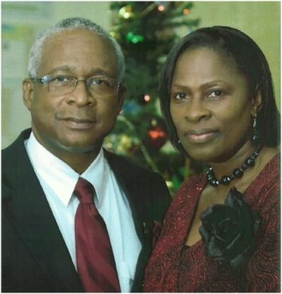 Rev. Pat and Mrs. Christine Glasgow